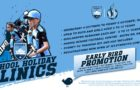 Sydney FC and SSFA Holiday Clinic in October is on Sale Now