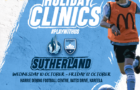 Sydney FC and SSFA School Holiday Clinic in October is ON SALE NOW!!!