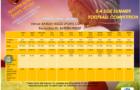 Menai Hawks Summer Football Fast Fives Competition