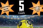 5 Sports Summer Holiday Camp