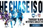 SSFA Offer – Sydney FC vs Perth Glory. Thursday 18th April @ Jubilee