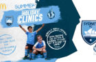 SYDNEY FC and SSFA SUMMER ADVANCED HOLIDAY CLINIC NOW ON SALE!