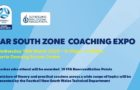 CANCELLED  …………Coaching Expo at SSFA on Wednesday 18 March
