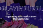 "SSFA TO SUPPORT ""PLAYINPURPLE"" – PANCREATIC CANCER -SEPTEMBER 2020"