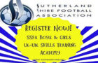 SSFA U6 – U16 Summer Skills Training Academy