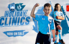 SSFA/ Sydney FC Holiday Clinics – April 2021