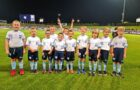 SYDNEY FC V  MELBOURNE VICTORY GAME TUESDAY 27TH APRIL – SSFA PLAYER MASCOTS